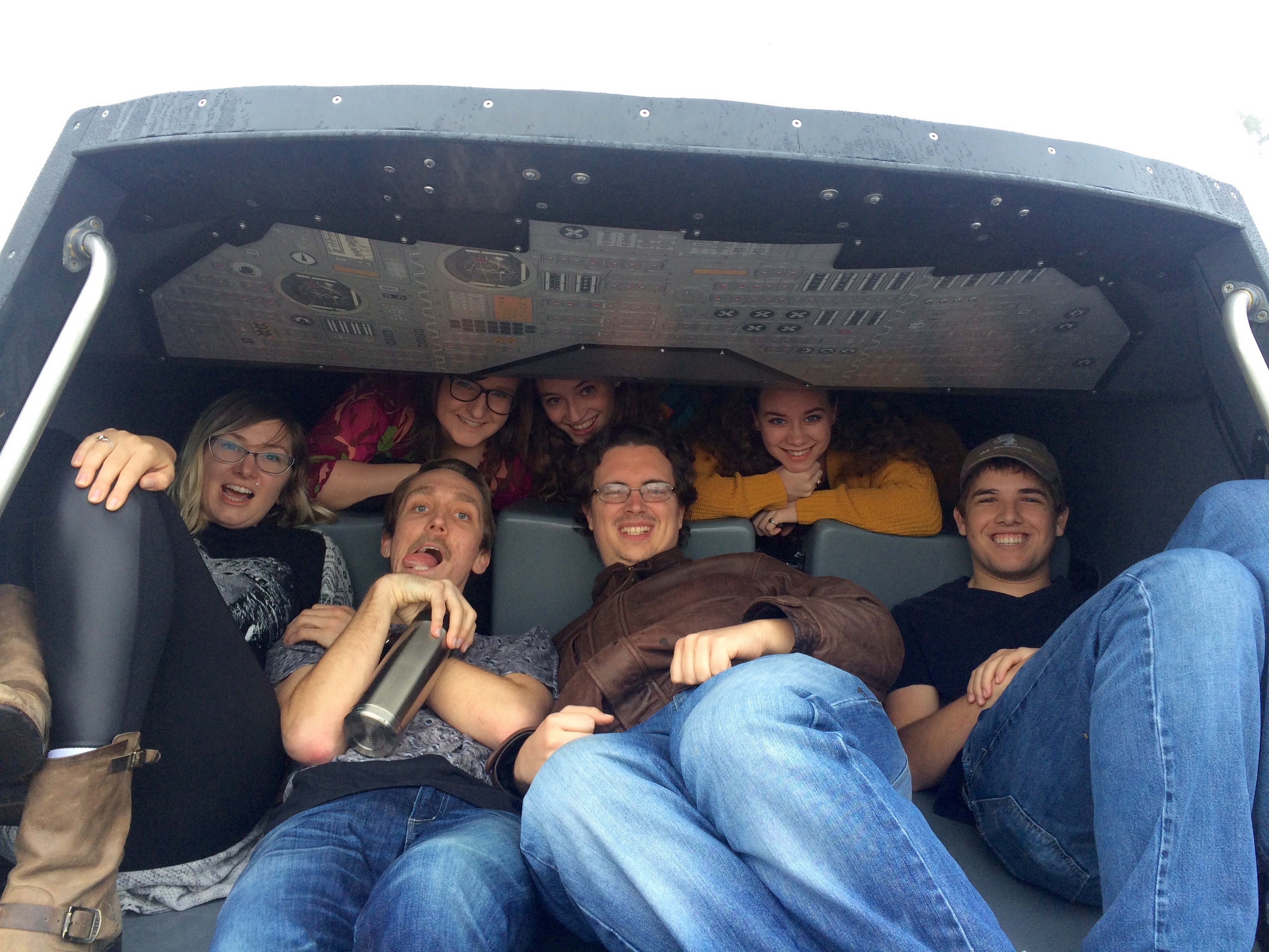 Car Full of Nerds